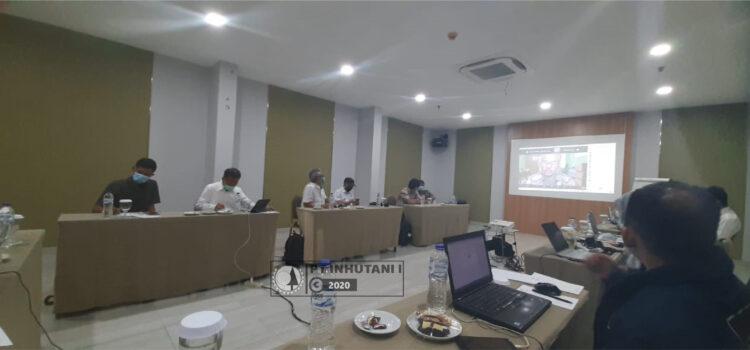 """KLHK Bersama PT Inhutani I Merencanakan """"Kebangkitan Industri Rotan Di Indonesia"""""""