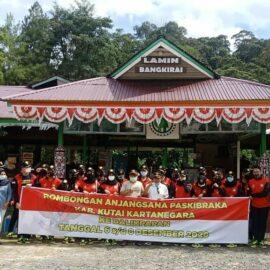 Menerapkan Protokol Kesehatan, Bukit Bangkirai Ramai Wisatawan